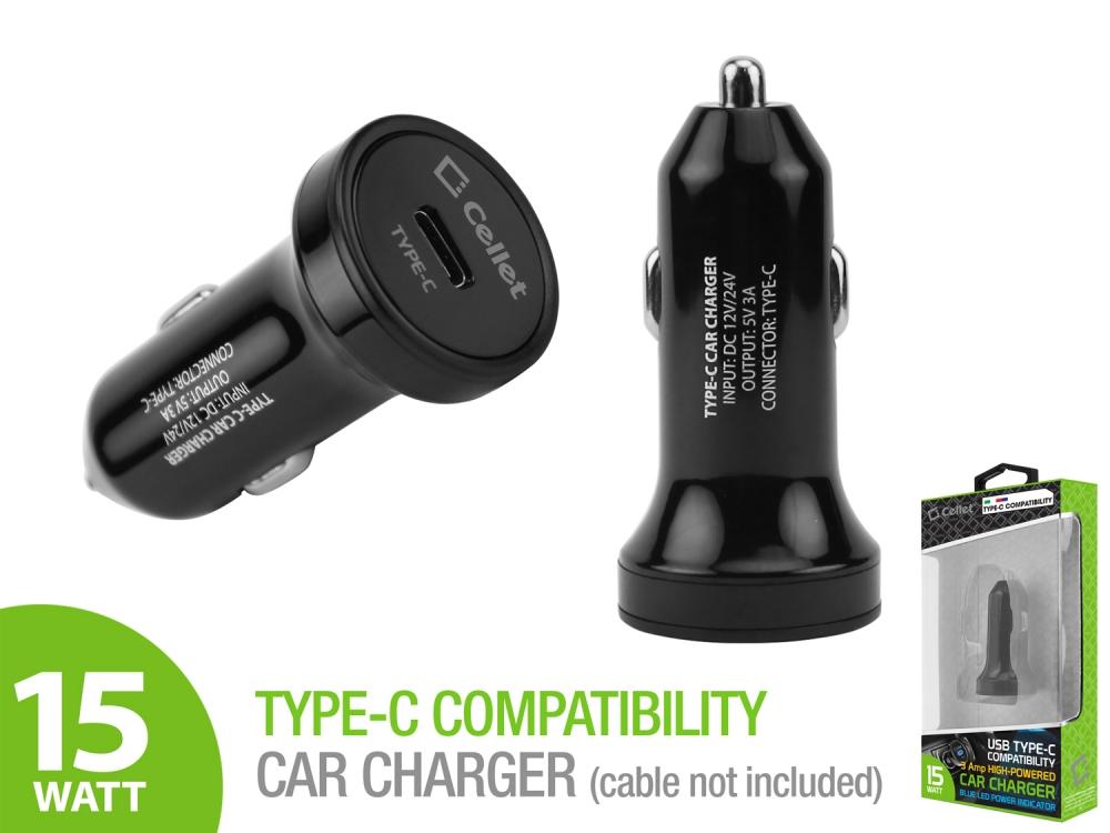 high powered 3 amp usb type c car charger adapter lg g5 nexus 5x nexus 6p note 7 ebay. Black Bedroom Furniture Sets. Home Design Ideas