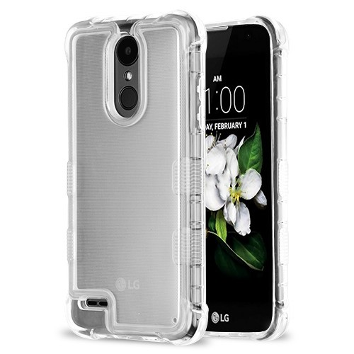 Transparent Clear Premium Candy Skin Cover (with Package) for LG X210  (Aristo 2) LG K8 (2018) LG Zone 4 LG Fortune 2 LG K8 PLUS (2018) LG Risio 3  LG